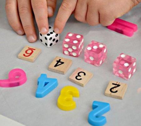 IGRIVA MATEMATIKA:  DELO S KOLIČINAMI za oblikovanje predstav o številih