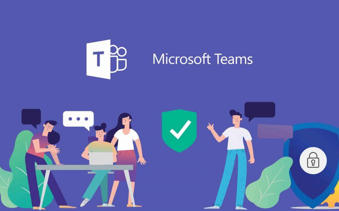 Težava pri povezavi storitve Oblak 365 in Microsoft Teams